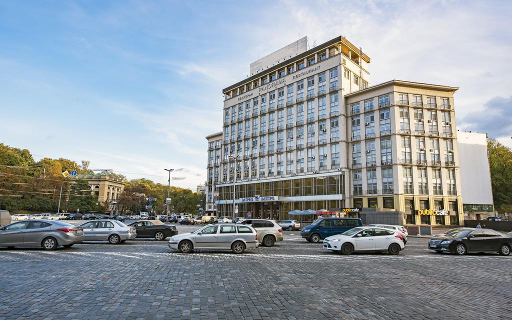 """Сделка по продаже отеля """"Днепр"""" завершена: в госбюджет поступило более м..."""
