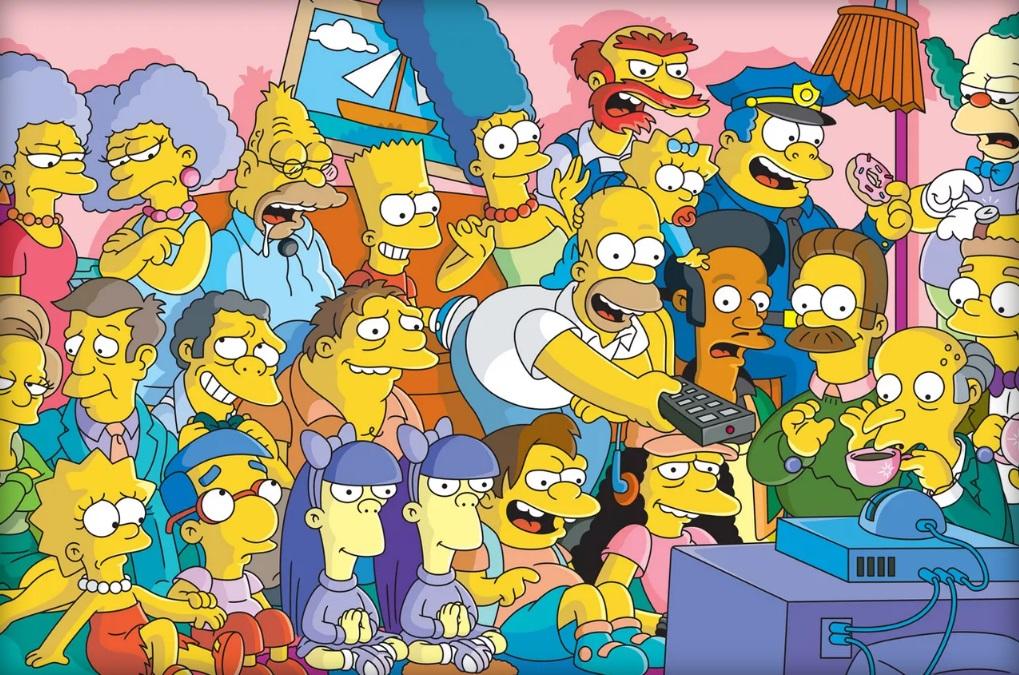 """Культовый мультсериал """"Симпсоны"""" может закрыться в следующем году (обнов..."""