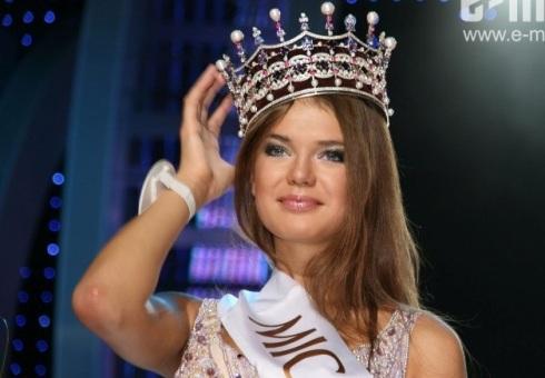 Мисс Украина улетела в ЮАР представлять страну на Мисс Мира