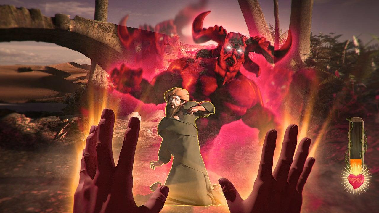 Ходи по воде и сражайся с Сатаной: анонсирована игра-симулятор Иисуса Хр...