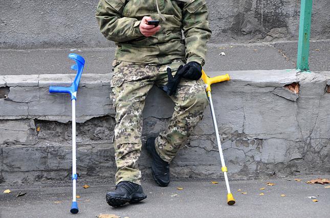 В Киеве появилась телефонная линия для ветеранов по предотвращению самоу...