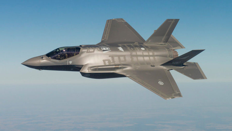 США остановили поставки оборудования для F-35 в Турцию