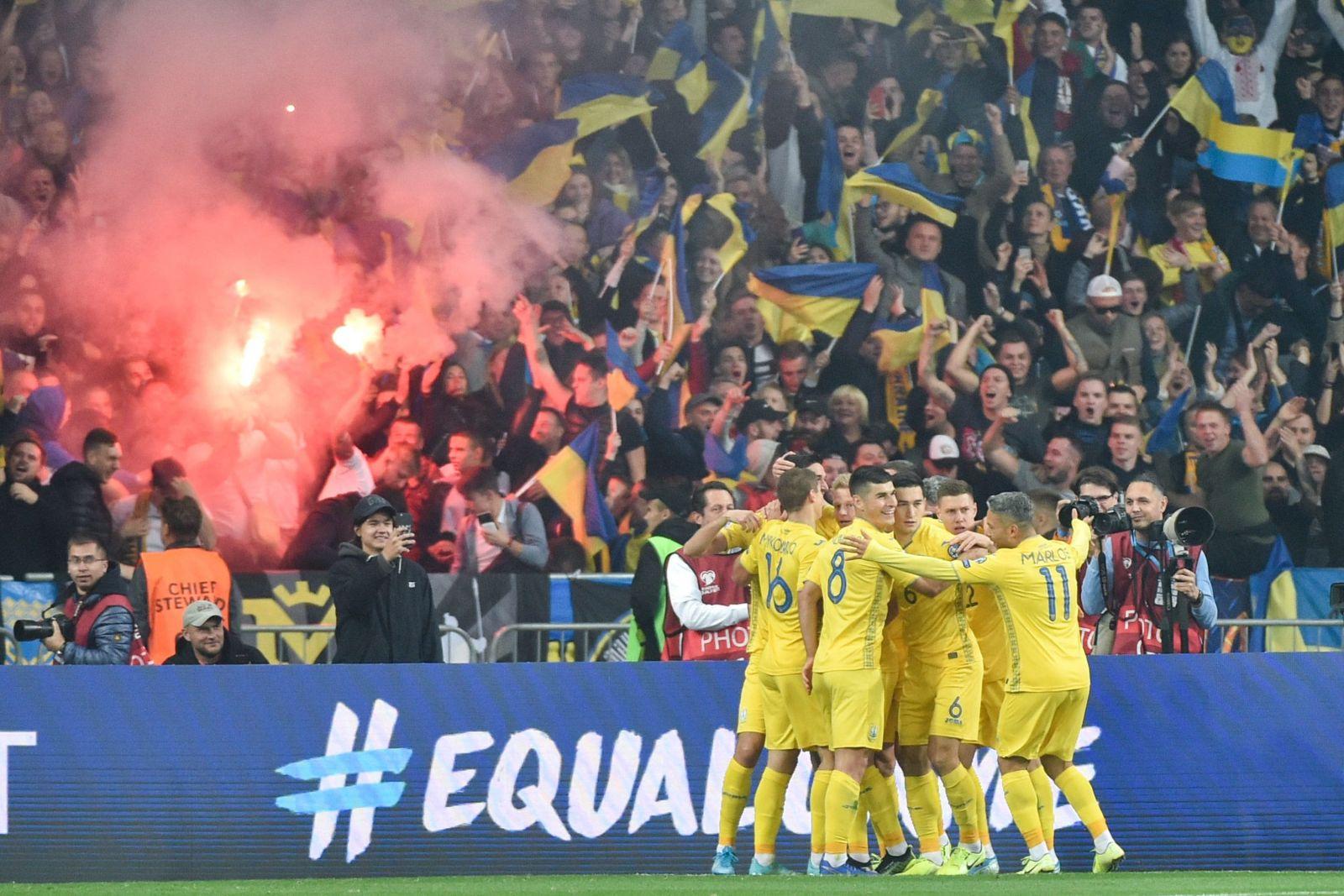 Роналду повержен в Киеве! Сборная Украины блестяще прорвалась на Евро-20...