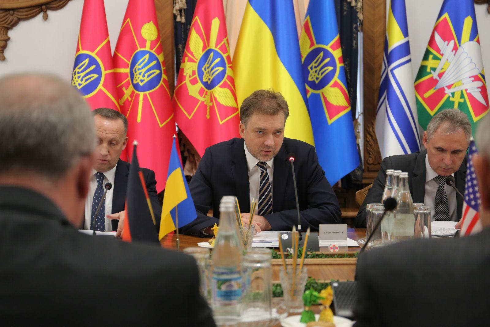 Загороднюк рассказал о реформах в Минобороны: нулевая коррупция и станда...