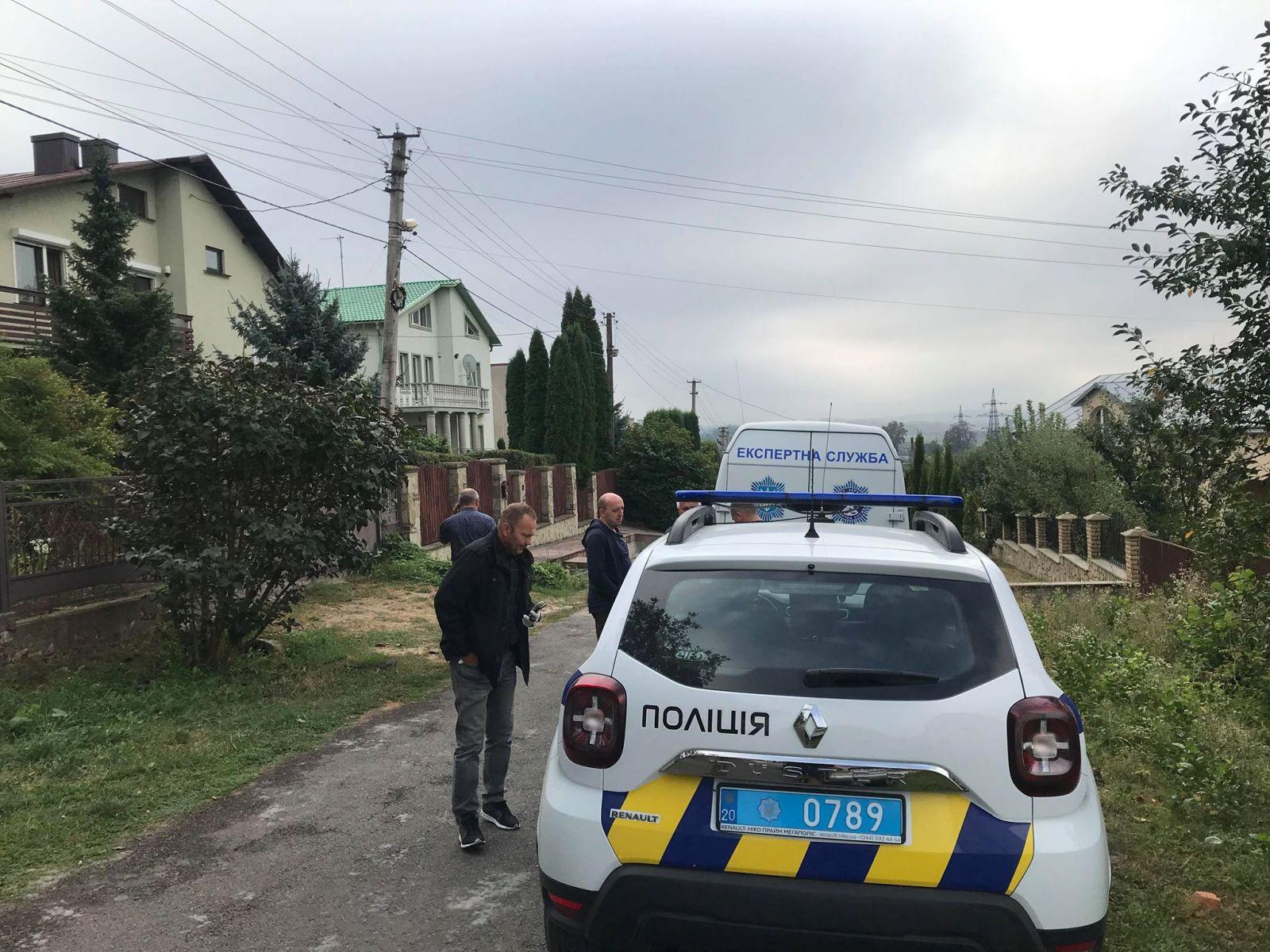 Во двор ректора Тернопольского университета бросили бомбу, он в реанимац...