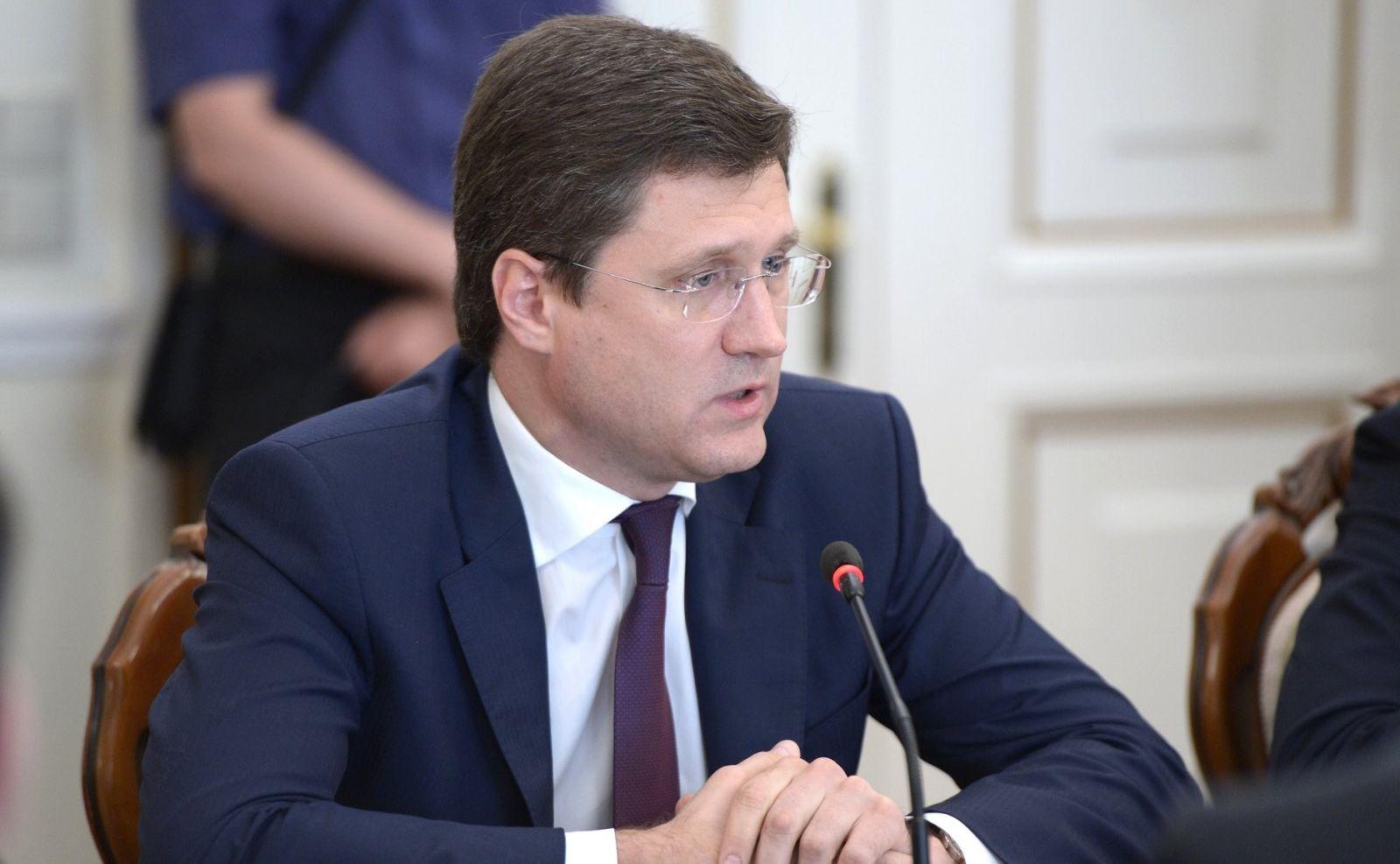 В РФ заявили, что в начале сентября готовы обсудить с Украиной транзит г...