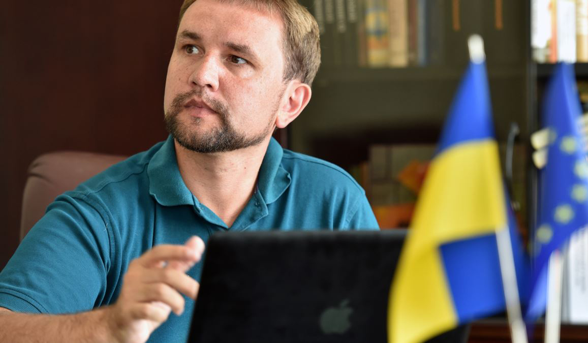 """Владимир Вятрович: """"Да, мы раскололи Украину, отделили советскую от независимой"""""""