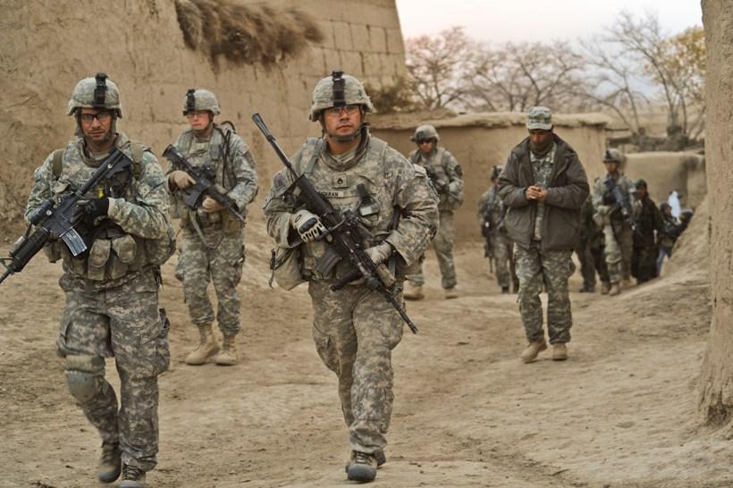В Гааге не захотели расследовать действия США в Афганистане