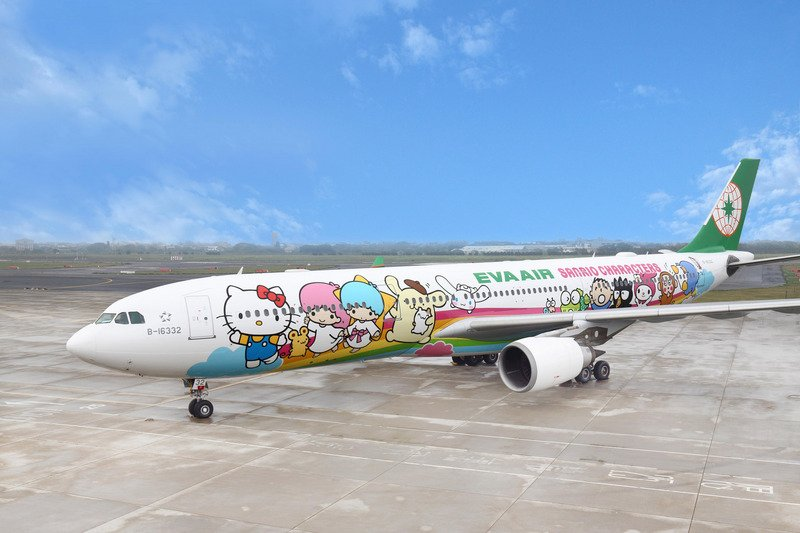 """Тайвань развлекает скучающих по путешествиям авиарейсами """"в никуда"""""""