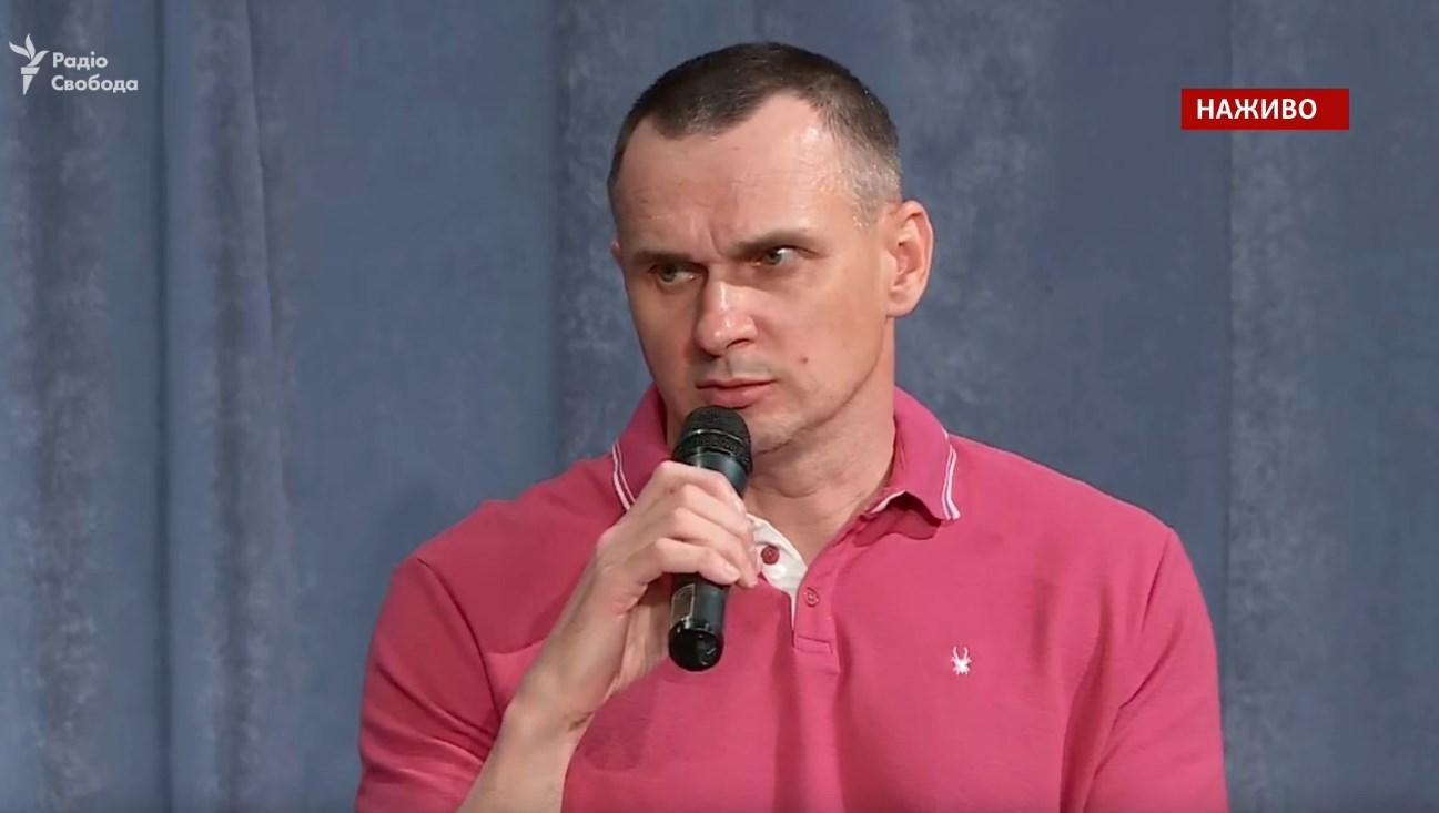 Сенцов: Проблема не в том, что Путин напал на Украину, а в том что его п...