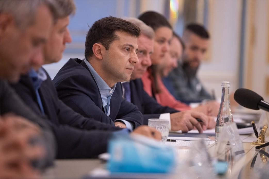 Зеленский на этой неделе подаст в Раду законопроект об ответственности з...