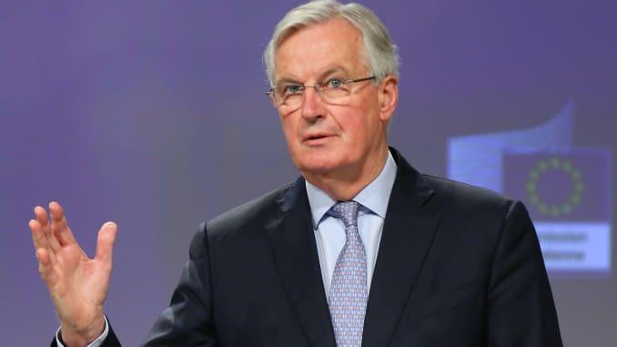 У главного переговорщика ЕС по Brexit обнаружен коронавирус