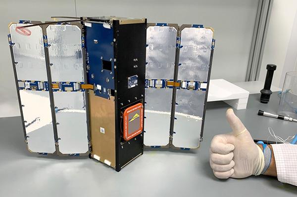 Израиль запустил в космос свой наноспутник Nanova
