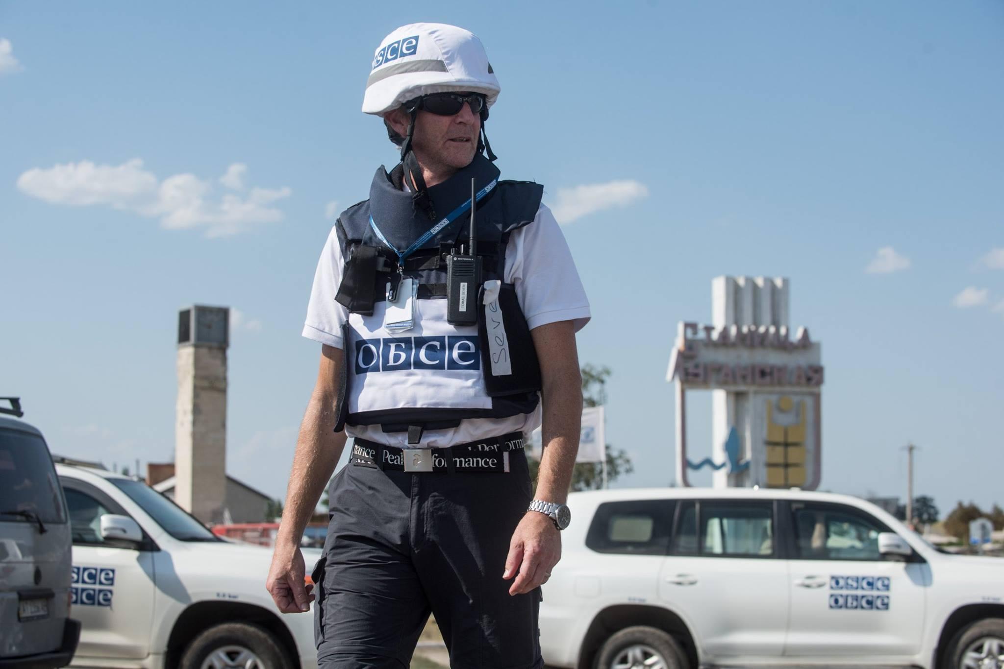 На Донбассепоявился новый лагерь и огневые позиции боевиков, – ОБСЕ