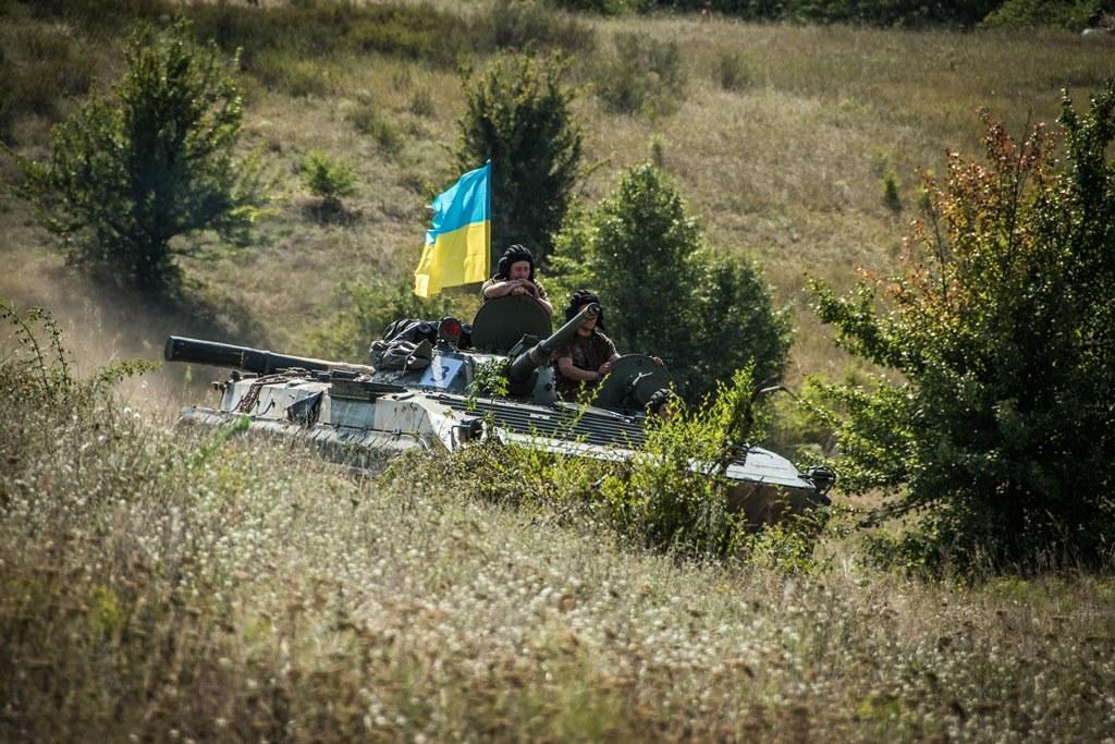 Боевики на Донбассе 13 раз обстреляли позиции ВСУ
