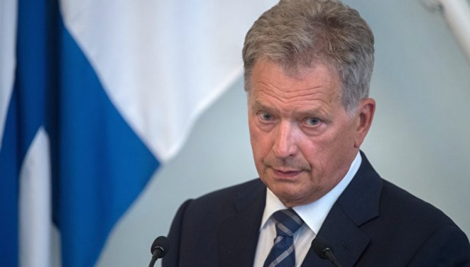 Названа дата визита президента Финляндии в Украину