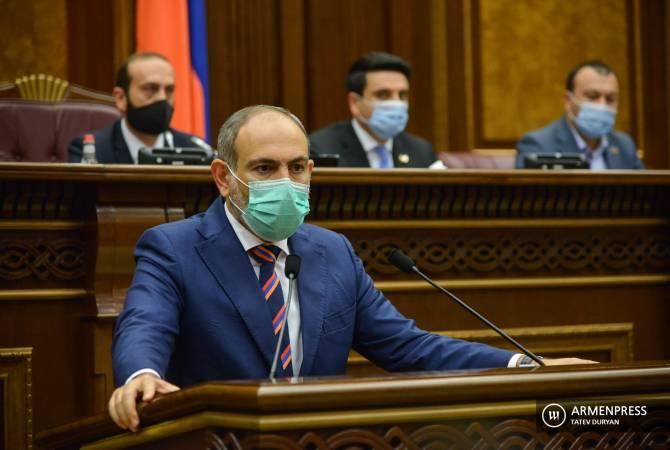 Нагорный Карабах могут объявить независимым, — премьер Армении Пашинян