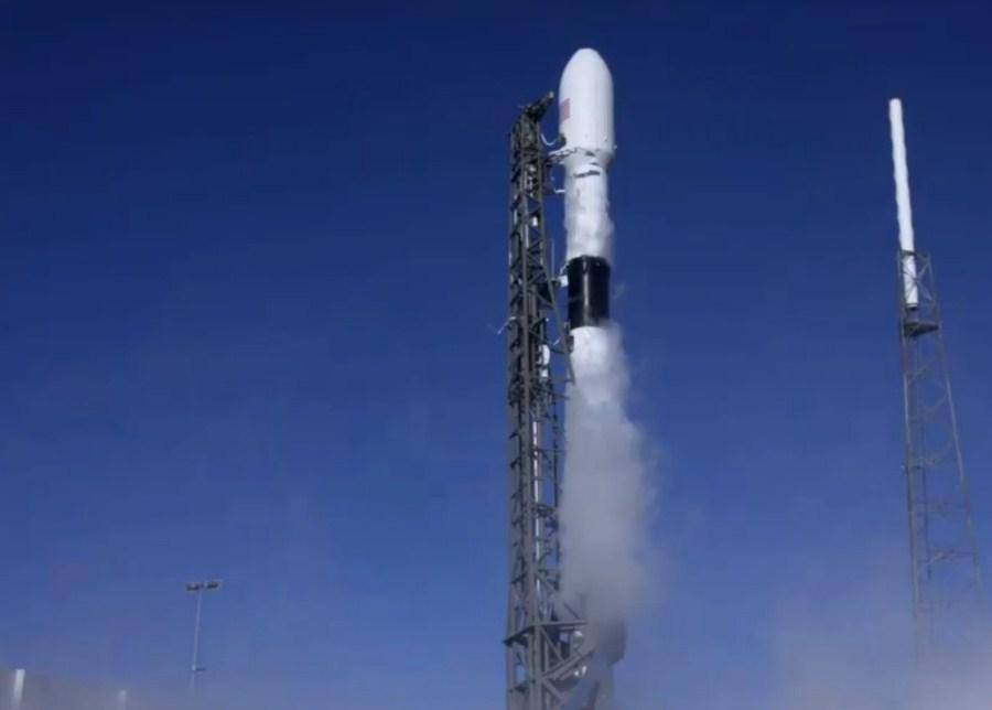 Во Флориде стартовала ракета Falcon 9 с новейшим спутником GPS