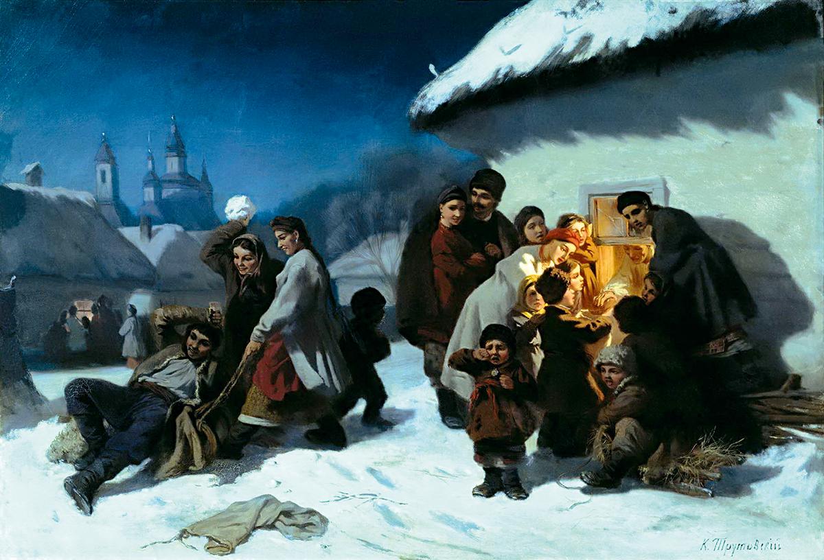 На Хэллоуин и к ведьме не ходи. Как судили украинских колдуний прошлого