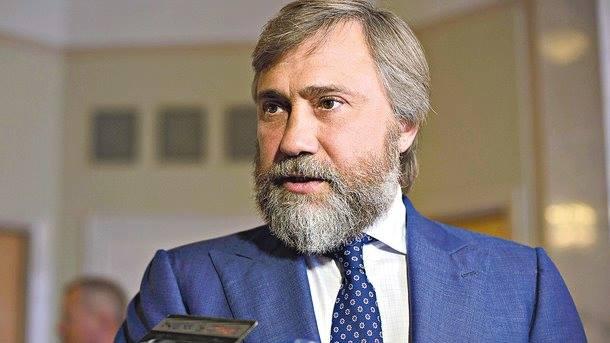 Новинский требует привлечения к ответственности министра соцполитики за...