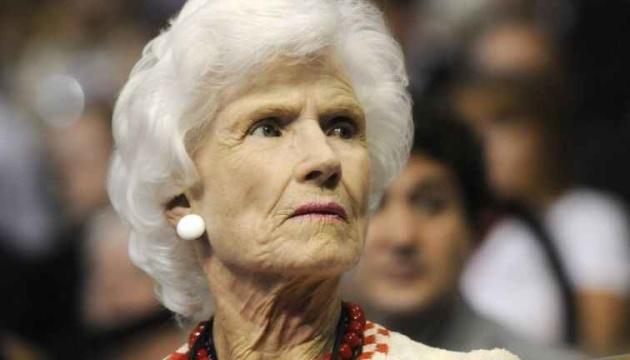 В США  в возрасте 108 лет умерла мать сенатора Джона Маккейна
