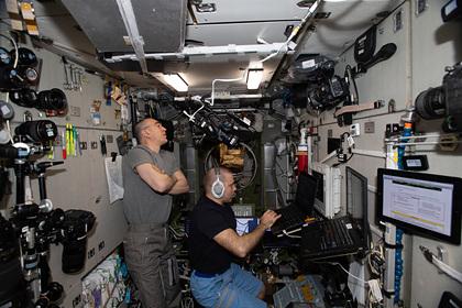 На МКС зафиксирована утечка воздуха, экипаж перейдет в российский модуль