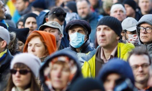 Статистика коронавируса в Украине на 12 октября: умерли уже более пяти т...