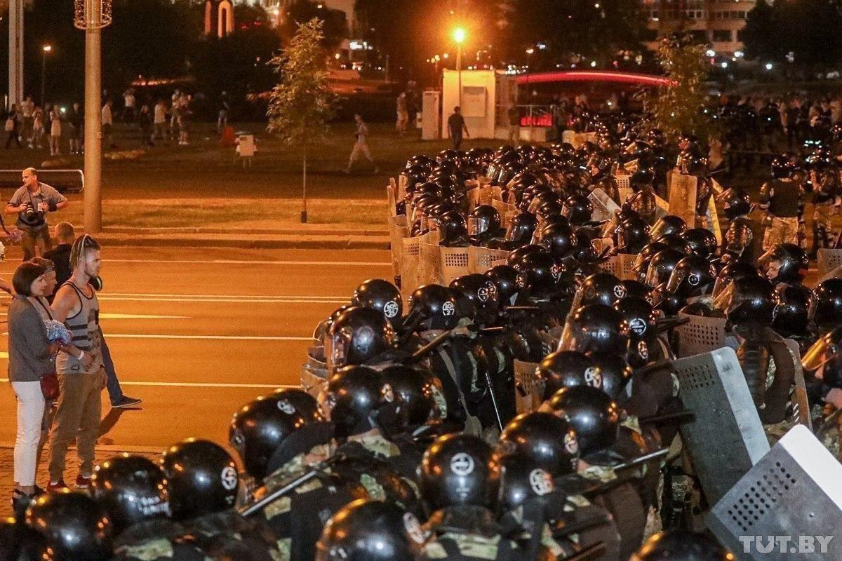 В Беларуси нашли повешенным мужчину, пропавшего во время протестов