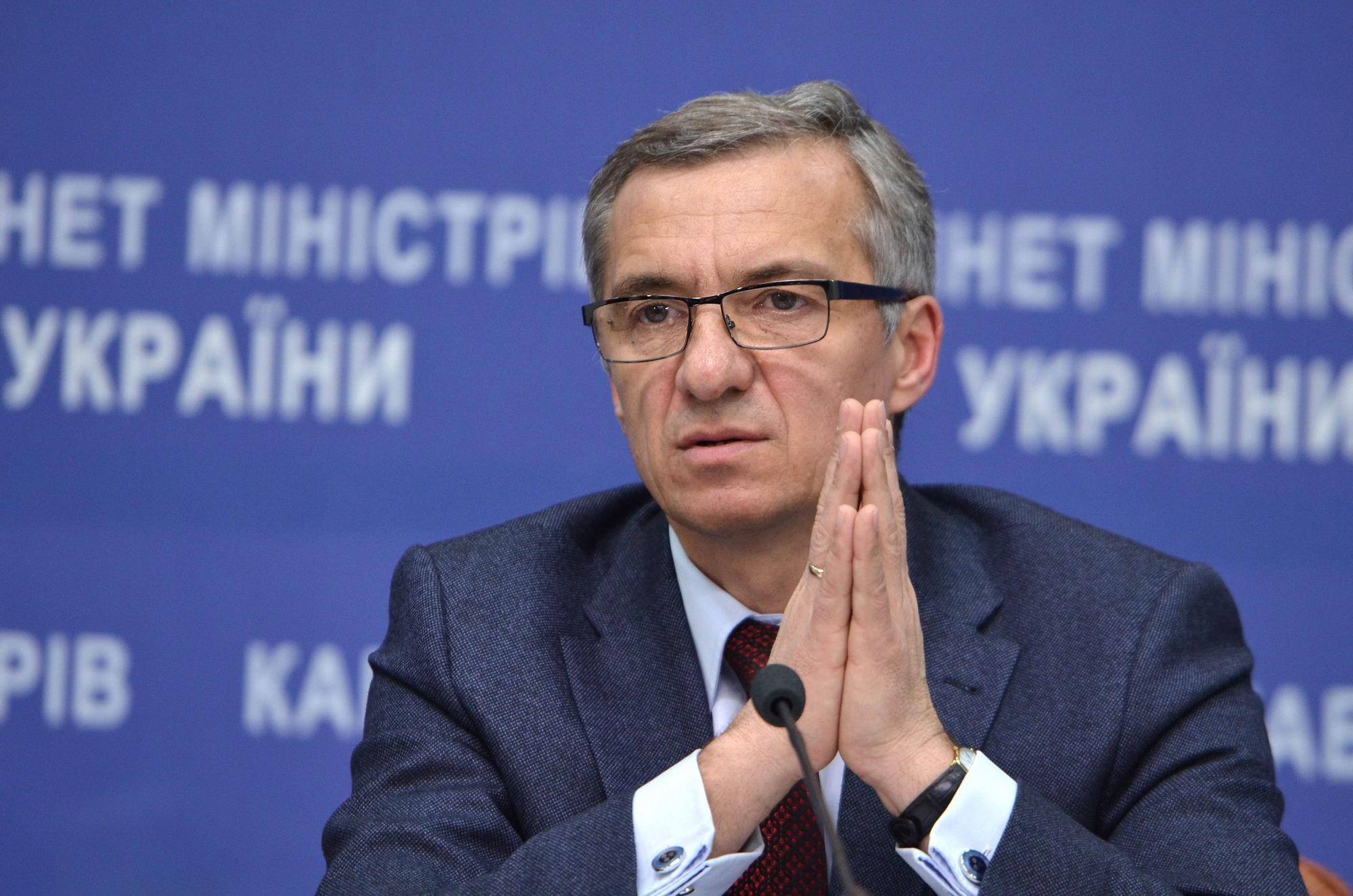 Дефицит госбюджета Украины за 10 месяцев увеличился на треть