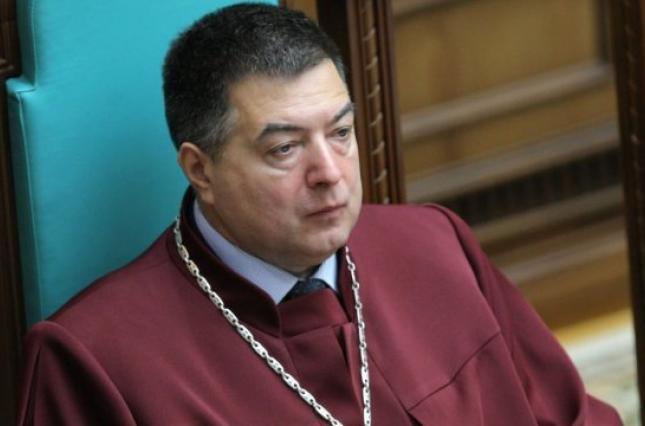 Новым главой Конституционного суда избран Александр Тупицкий, – СМИ