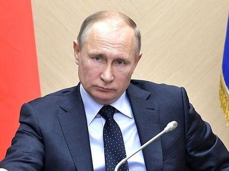 Путин: Условия Украины по транзиту газа  – неприемлемы