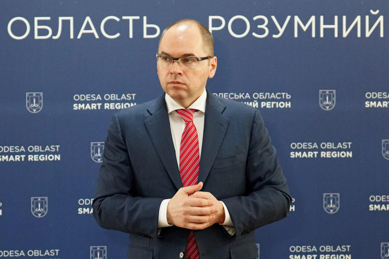 Глава Одесской ОГА согласился с отставкой
