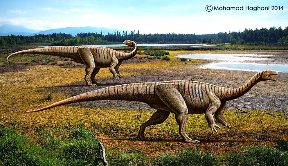Глобальная перезагрузка. Изменение климата 200 млн лет назад перекроило...