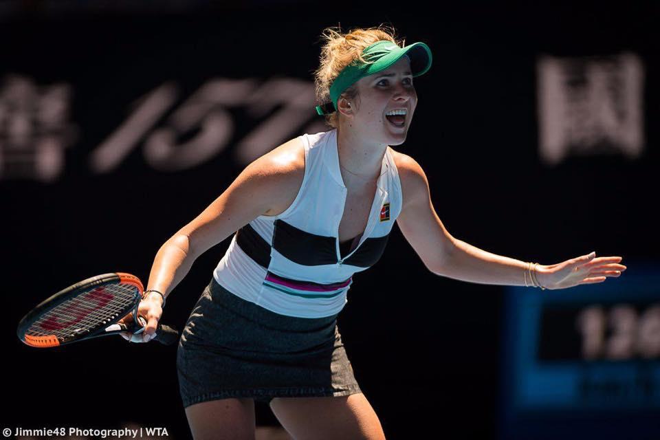 Свитолина впервые в карьере вышла в полуфинал US Open