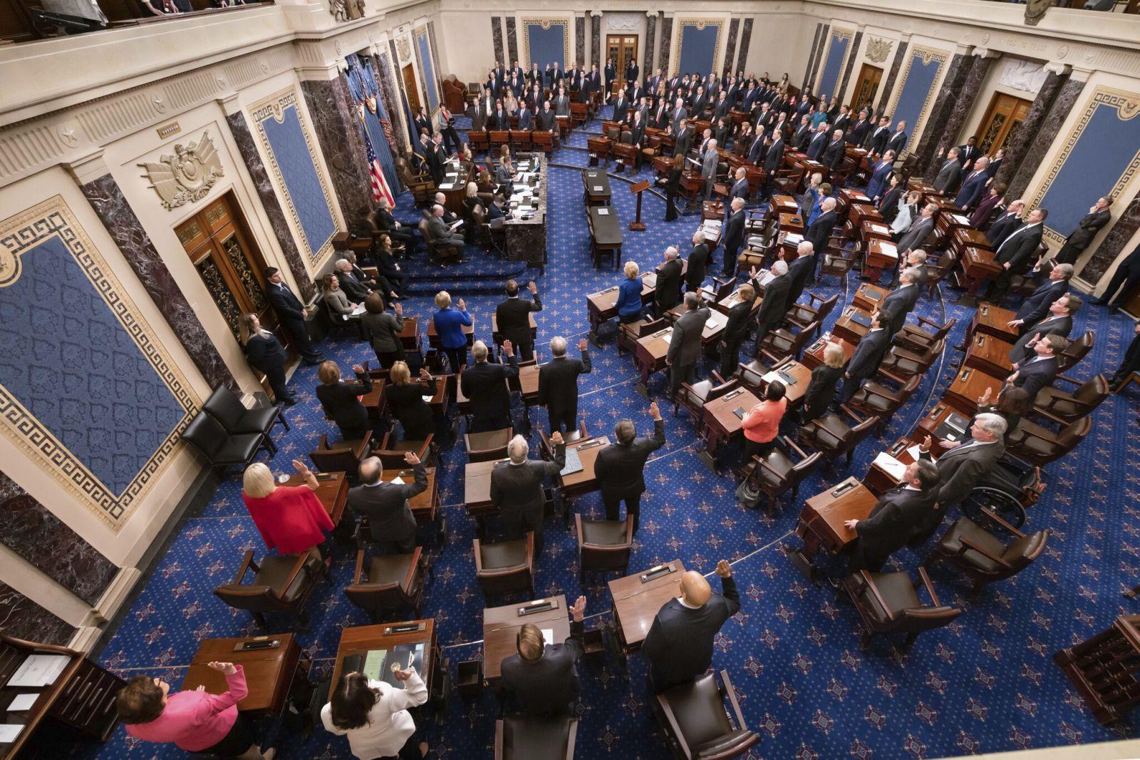 Импичмент Трампа: Голосование в Сенате могут перенести на следующую неде...