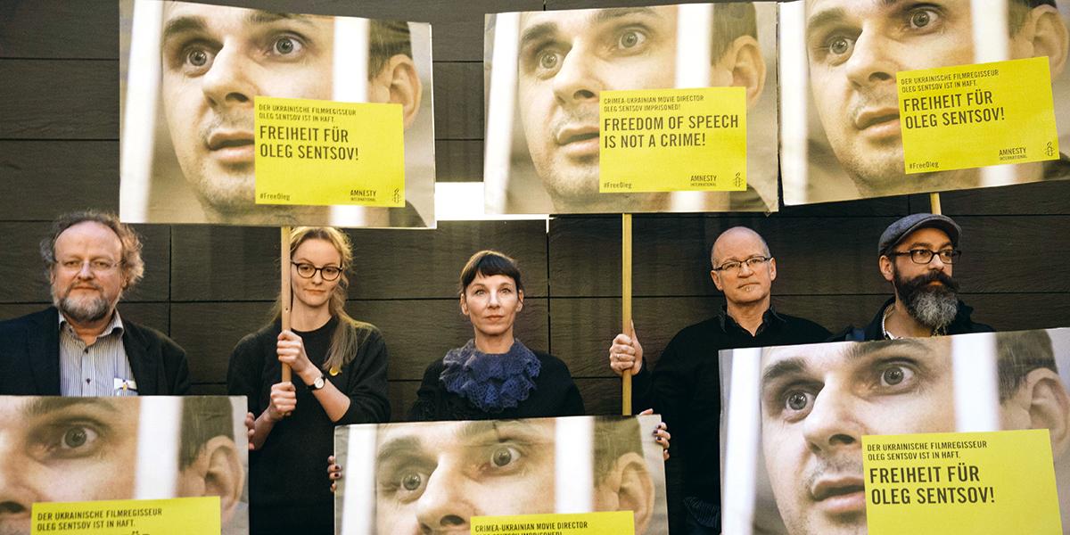 #FREESENTSOV. К чему может привести голодовка украинского политзаключенн...
