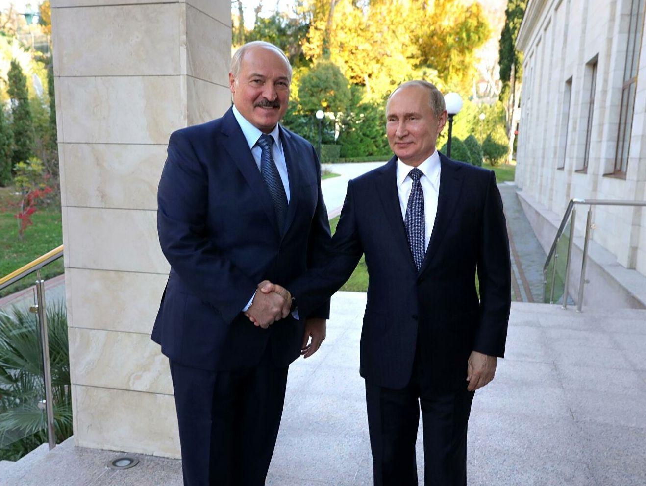 Тихановская заявила Путину, что его договоренности с Лукашенко не имеют...