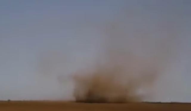 """""""Распахана степь под самые берега"""": на Одесскую область обрушился """"пылев..."""