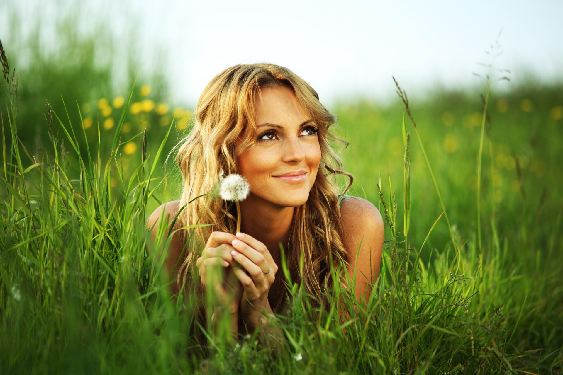 девушки красивые фото людей на природе информация над