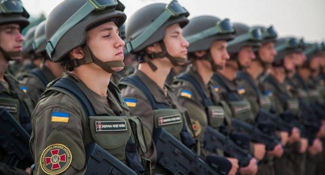 Украина поднялась в мировом рейтинге военной мощи