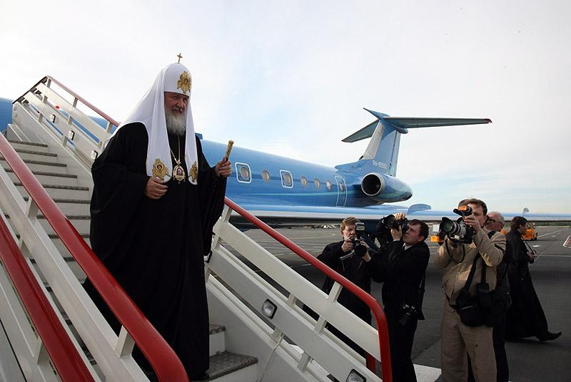 Вслед за Трампом к Ким Чен Ыну может полететь патриарх Кирилл