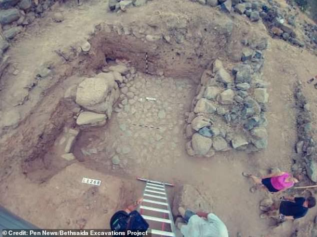 Вифсаида, библейская деревня, где Иисус накормил пятью хлебами 5 тысяч человек