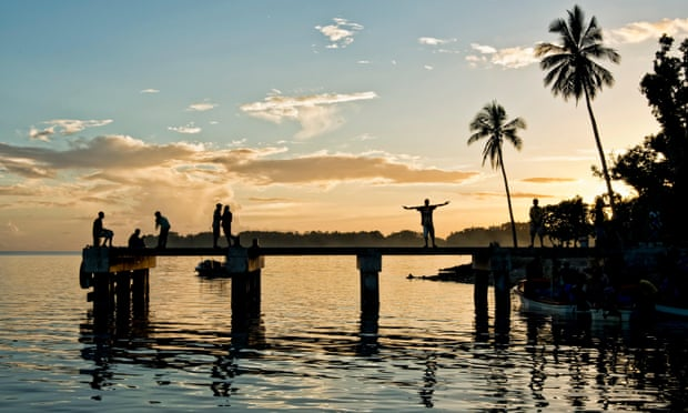Соломоновы острова решили встать на сторону Китая
