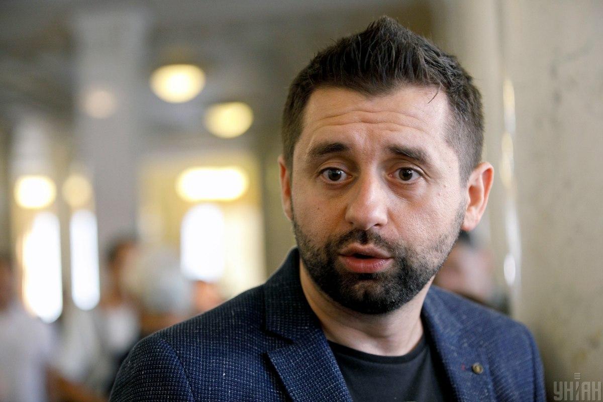 В Украине могут повториться нападения на народных депутатов, – Арахамия
