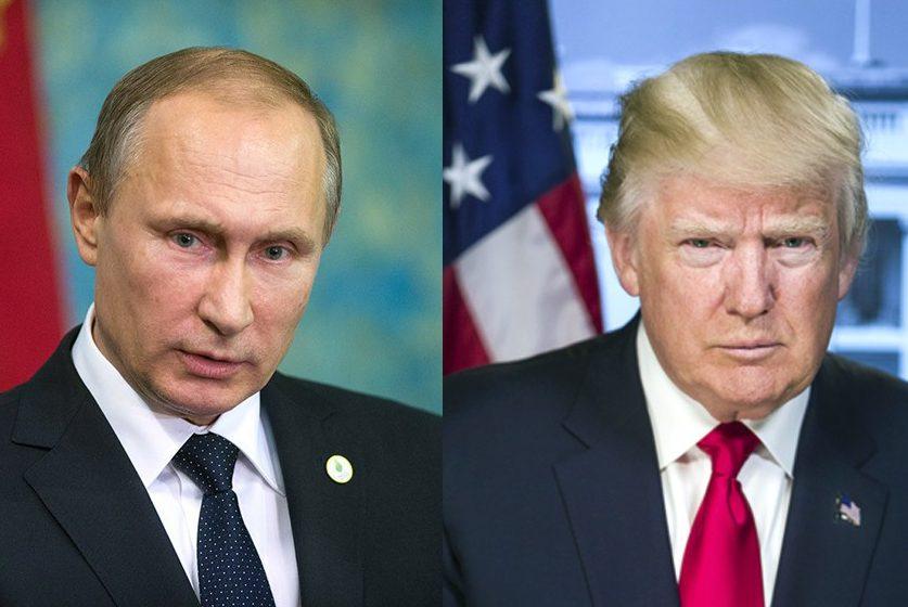 Трамп предложил Путину встретиться в США, - росСМИ