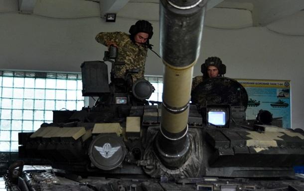 Минобороны показало, как готовят танкистов
