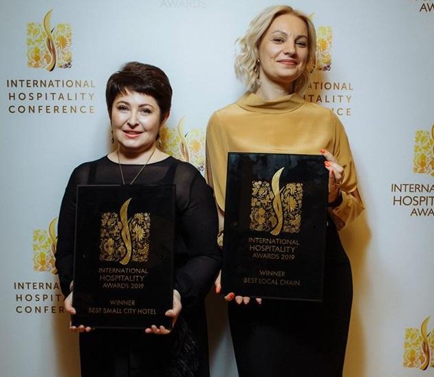 Cеть отелей Premier победила в двух номинациях международной премии INTERNATIONAL HOSPITALITY AWARDS 2019