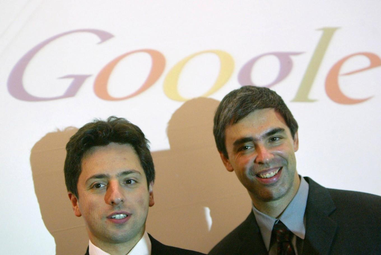 Основатели Google покинули посты в материнской компании Alphabet