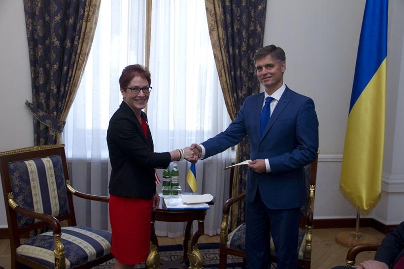 Новый посол США в Украине уже в Киеве
