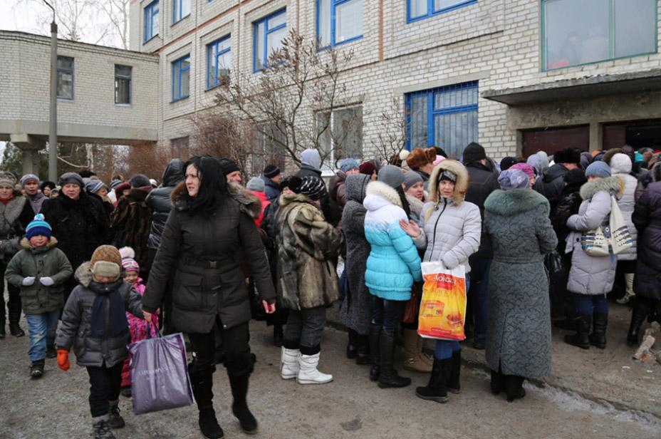 Германия выделила Украине 9 млн евро на жилье для переселенцев